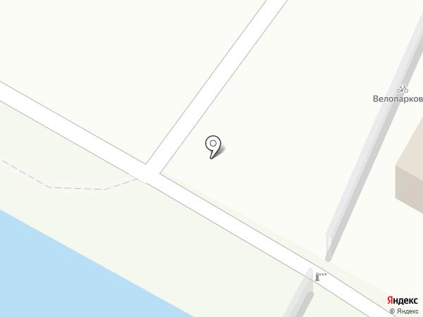 СШОР им. П.Г. Болотникова, ГБУ на карте Саранска