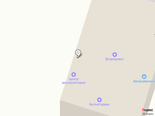 Металлпроммаш на карте Саранска