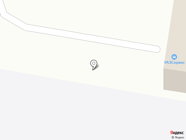 МордовУАЗсервис на карте Саранска