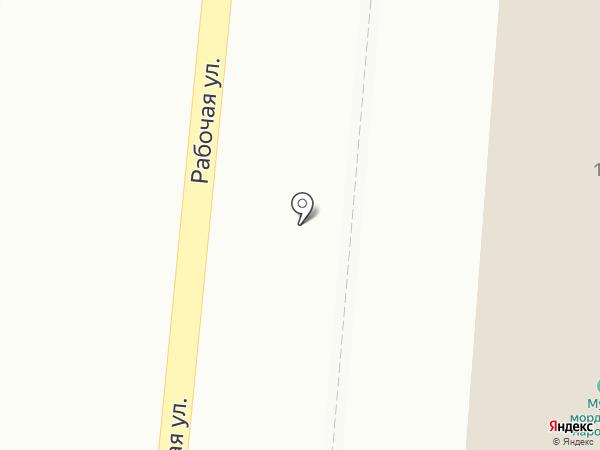 Музей мордовской народной культуры на карте Саранска