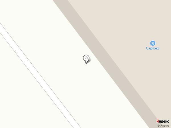 Металл-С на карте Саранска