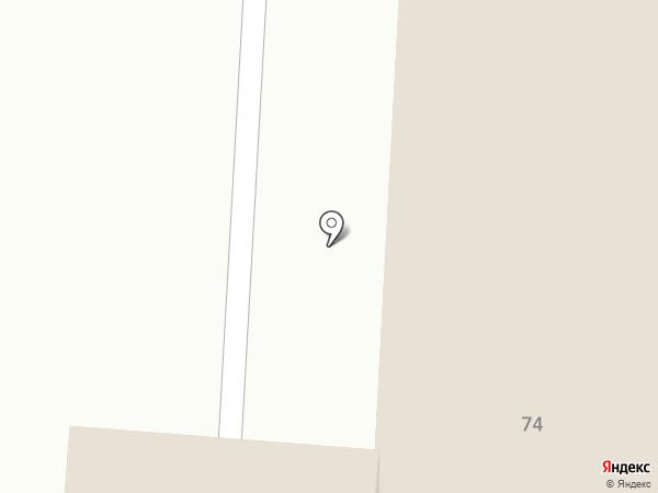 Космос на карте Саранска