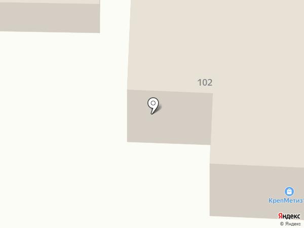 ТрейдИмпорт на карте Саранска