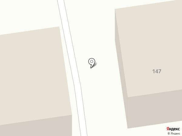 Следственный изолятор №1 на карте Саранска