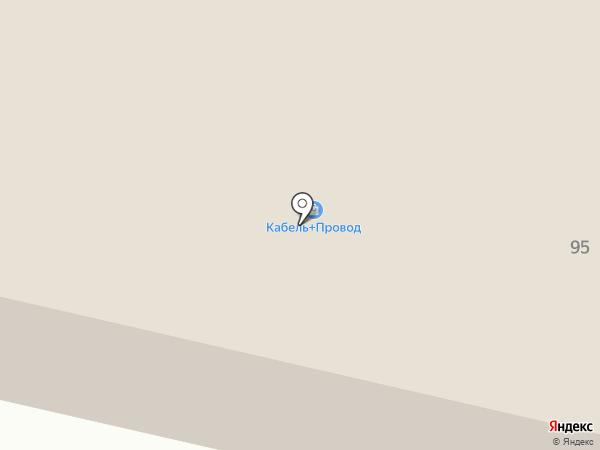 Акватика на карте Саранска