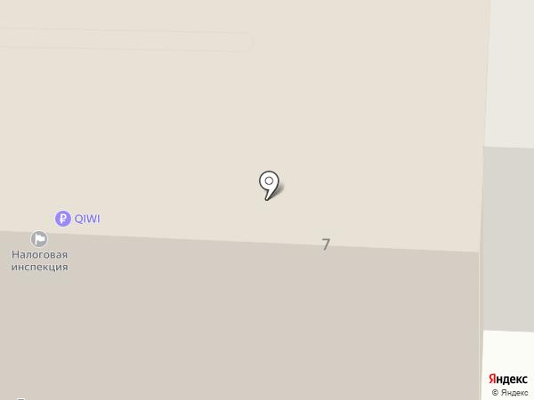 Инспекция Федеральной налоговой службы России по Ленинскому району г. Саранска на карте Саранска