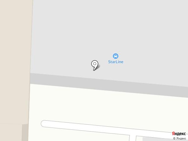 Тюнинг на карте Саранска