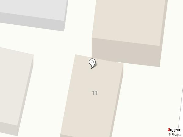 Магазин запчастей для сельхозтехники на карте Саранска