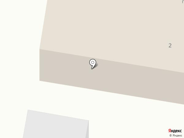 Управление Федеральной службы государственной регистрации на карте Саранска