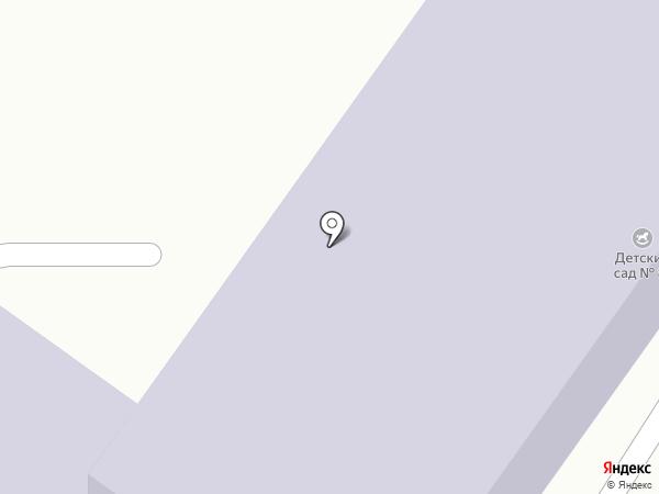 Детский сад №81 на карте Саранска
