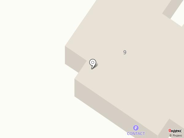 АКБ АКТИВ БАНК на карте Саранска