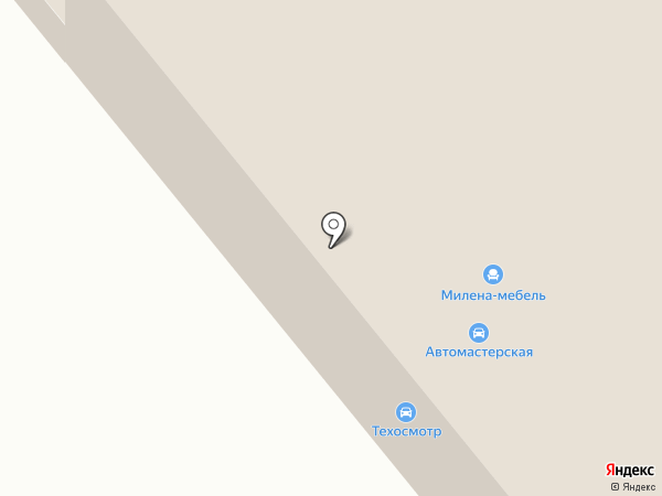 Авторейнджер-Пенза на карте Заречного