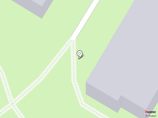 Ботанический сад им. В.Н. Ржавитина на карте Саранска