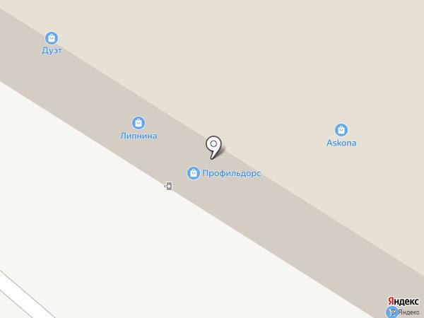 Мебель Тут Дешевле на карте Саранска