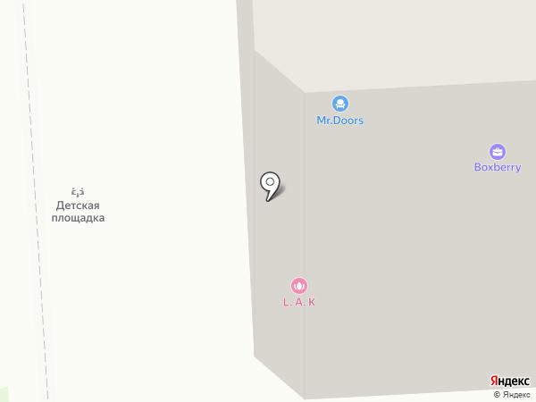 СДЭК на карте Саранска