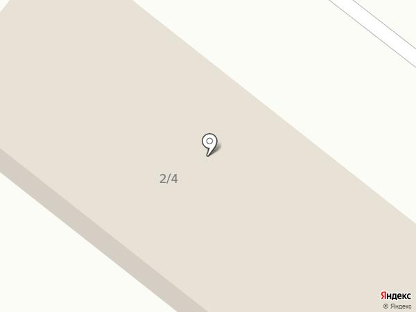 Ford на карте Саранска