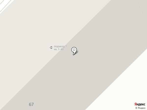 Виларус на карте Саранска