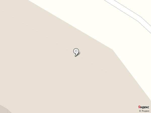Линейный пункт полиции Аэропорта г. Саранска на карте Саранска
