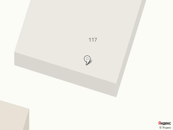 Шестеренка на карте Саранска