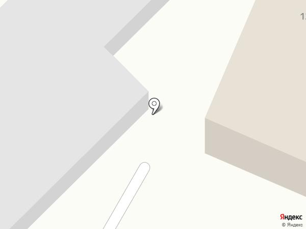 АЗС ЛУКОЙЛ на карте Саранска