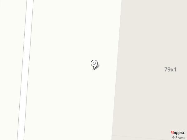 Детская пищевая станция, МП на карте Саранска