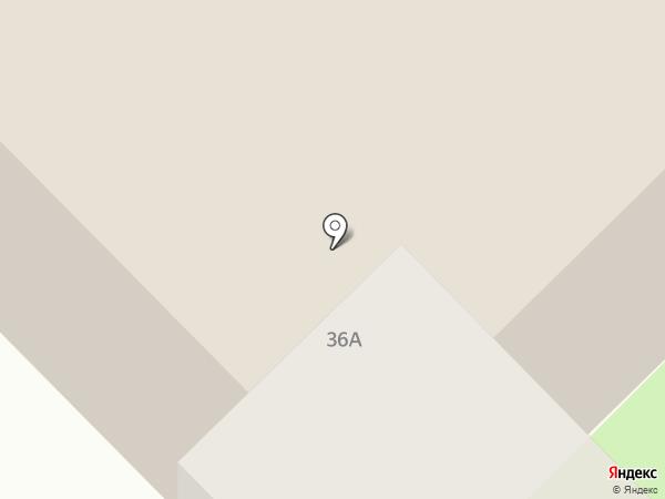 Инспекция Федеральной налоговой службы России по Октябрьскому району г. Саранска на карте Саранска