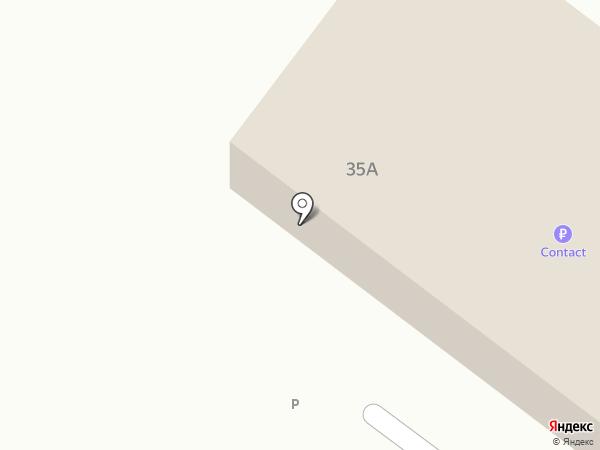 Саранский расчетный центр на карте Саранска