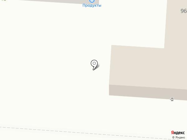 Харчевня на карте Саранска