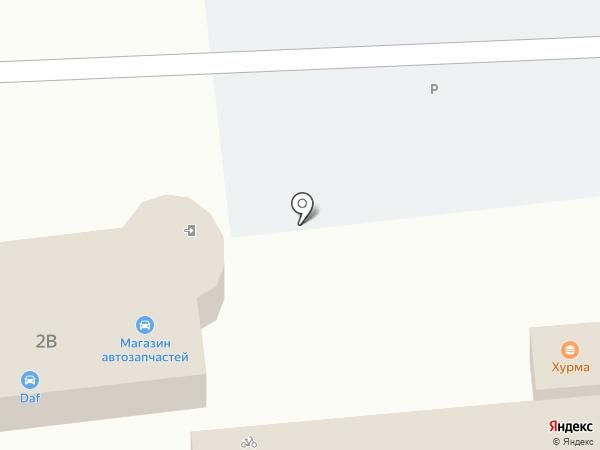 Магазин цветов и горшечных растений на карте Чемодановки