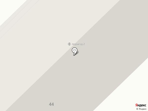 Мега-Ойл на карте Саранска