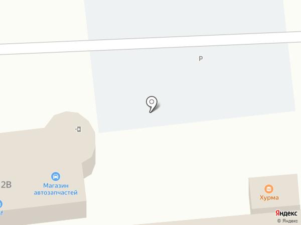 Пятерочка на карте Чемодановки