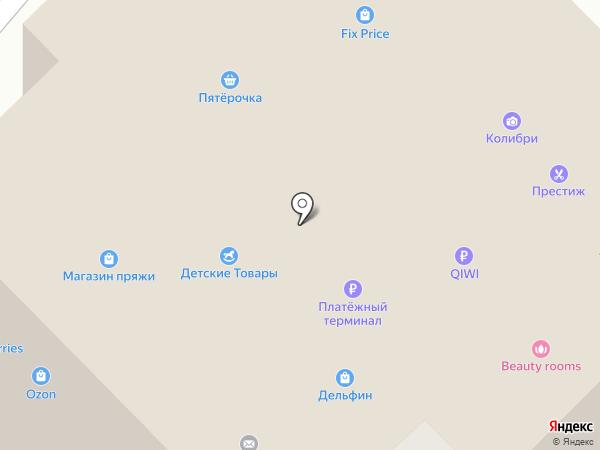 Fix Price на карте Саранска