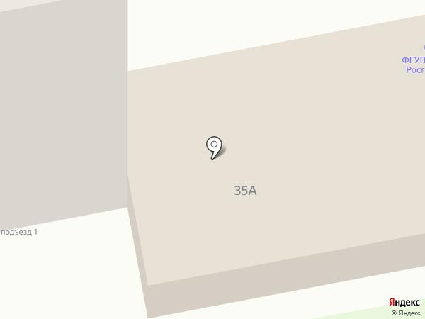 Следственный отдел по Ленинскому району г. Саранска на карте Саранска