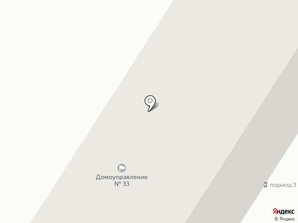 Заречный на карте Саранска
