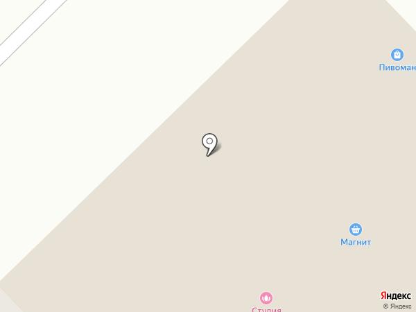 МедТехКом на карте Саранска