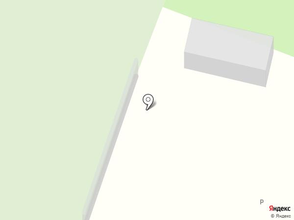 Чемодановское сельское кладбище на карте Чемодановки