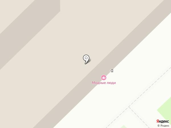 НСС на карте Саранска