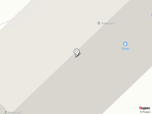 Мастерская по ремонту часов на карте Саранска