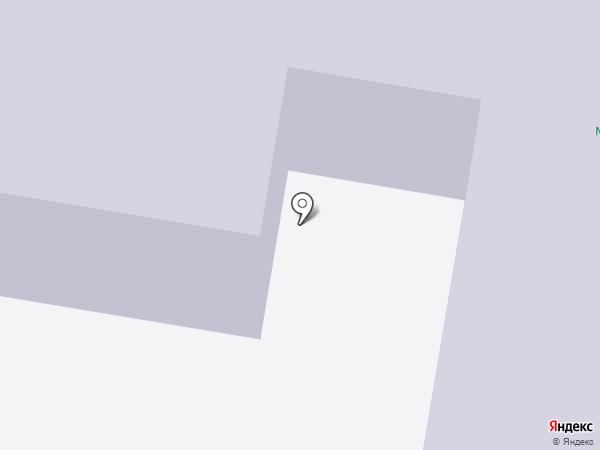 Средняя общеобразовательная школа №28 на карте Саранска