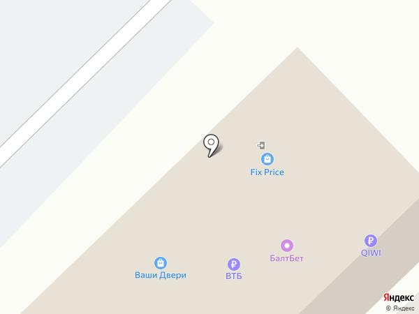 Ваши Двери на карте Саранска