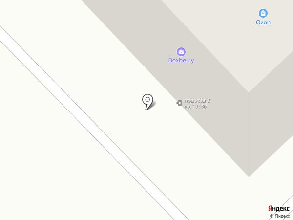 Авто-Мастер на карте Саранска
