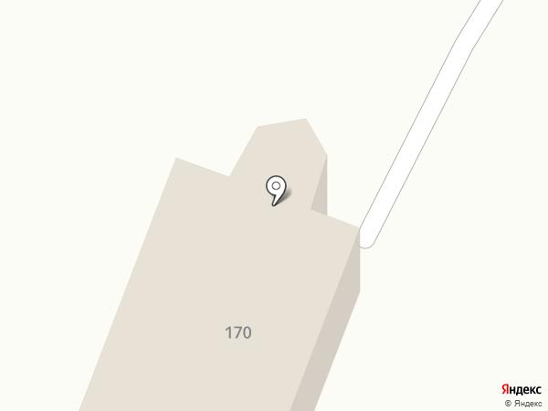 Ихсан на карте Саранска