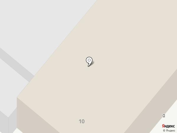 АвтоСпецЦентр на карте Саранска