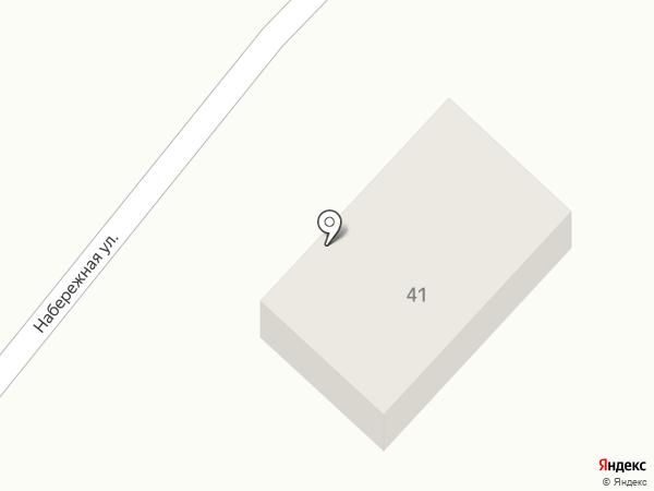 Гном на карте Чемодановки