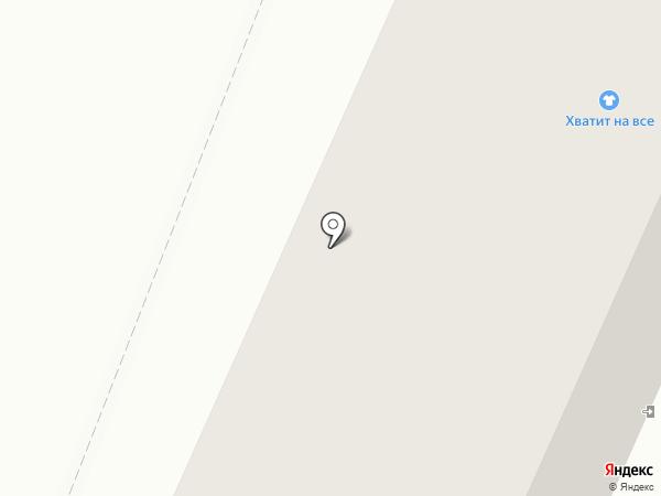 Эверест на карте Саранска
