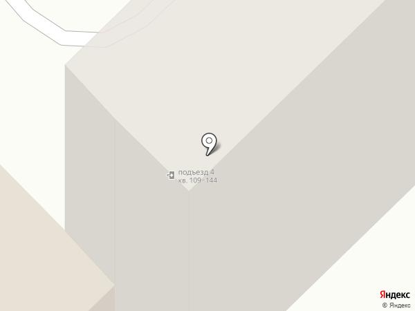 ЗдравСити на карте Саранска