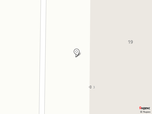 Заречье на карте Саранска