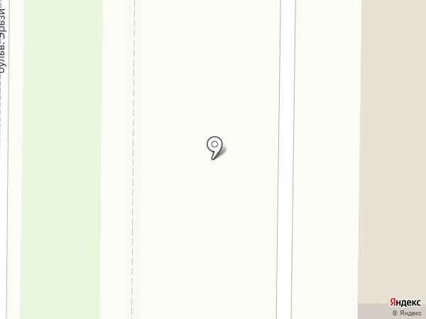 Сбербанк, ПАО на карте Саранска