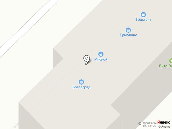Магазин инструментов и промышленного оборудования на карте Саранска