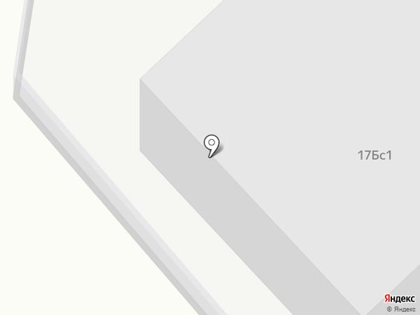 Домоуправление №39 на карте Саранска